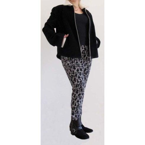 Art. 6098 - Pantalone in tessuto comfort