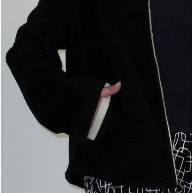 Giubbetto in lana cashmire