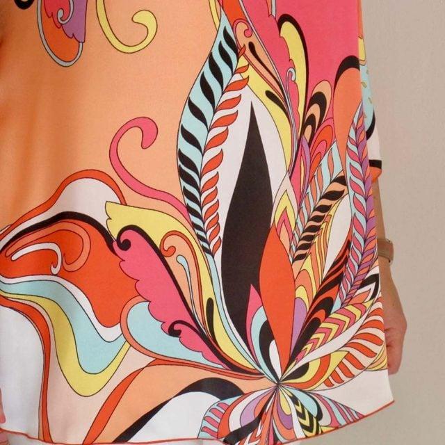 Art. 6797 - Caftano colorato